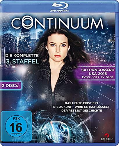 Continuum - Staffel 3 [Blu-ray]