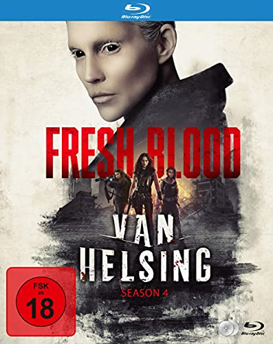 Van Helsing Staffel 4 [Blu-ray]
