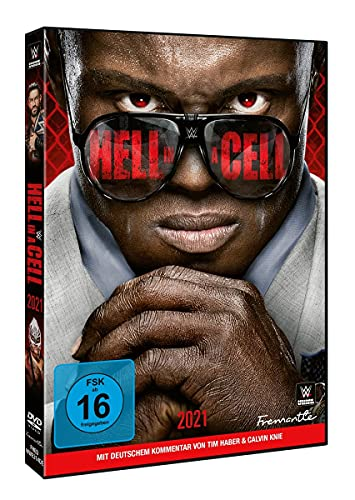 WWE Hell in a Cell 2021 (2 DVDs)