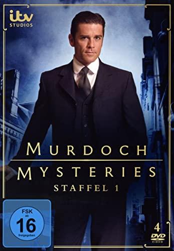 Murdoch Mysteries Staffel 1 (4 DVDs)
