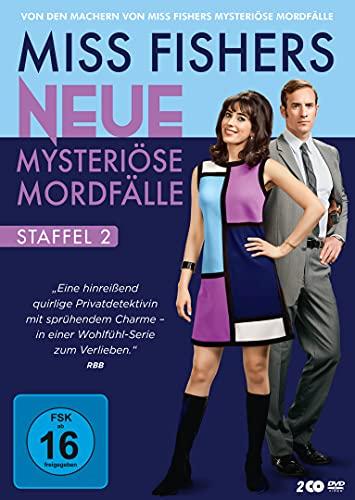 Miss Fishers neue mysteriöse Mordfälle Staffel 2 (2 DVDs)