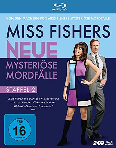 Miss Fishers neue mysteriöse Mordfälle Staffel 2 [Blu-ray]