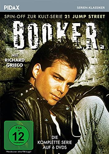 Booker - Die komplette Serie (6 DVDs)