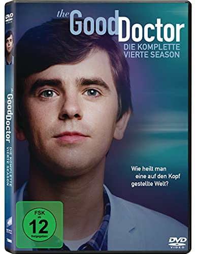 The Good Doctor Staffel 4 (5 DVDs)