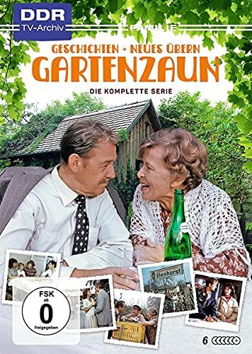 Geschichten & Neues übern Gartenzaun (6 DVDs)