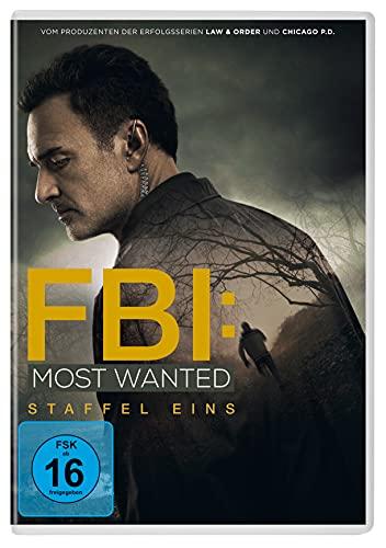 FBI: Most Wanted Staffel 1 (4 DVDs)