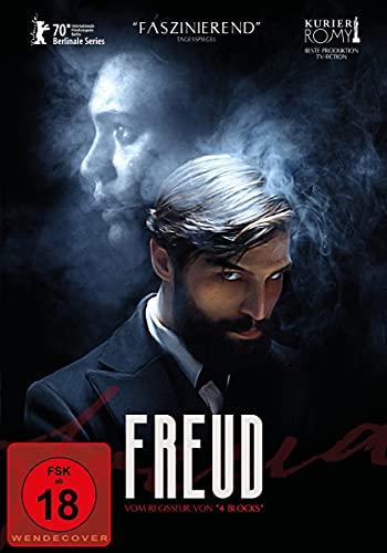 Freud 3 DVDs