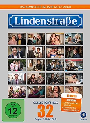 Lindenstraße Das komplette 32. Jahr (Limited Edition) (10 DVDs)