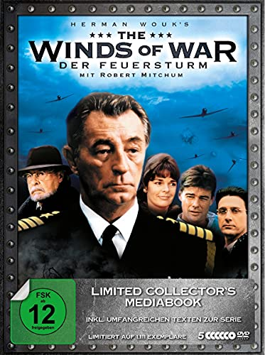 The Winds of War Der Feuersturm (Limited Edition Mediabook) (5 DVDs)