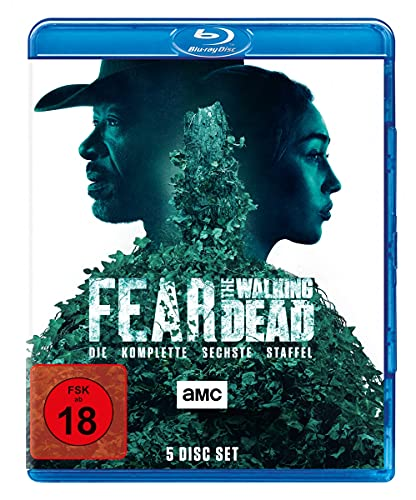 Fear the Walking Dead Staffel 6 [Blu-ray]
