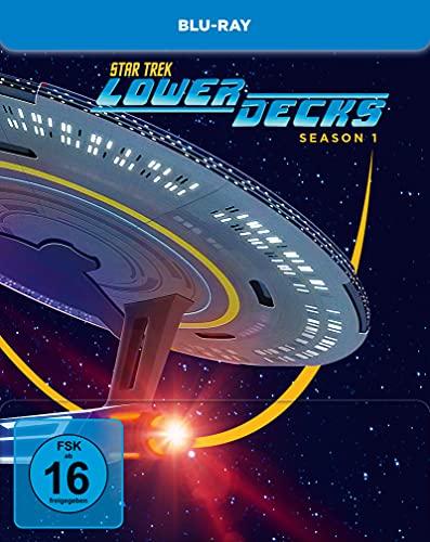 Star Trek: Lower Decks Staffel 1 (Limited Steelbook) [Blu-ray]