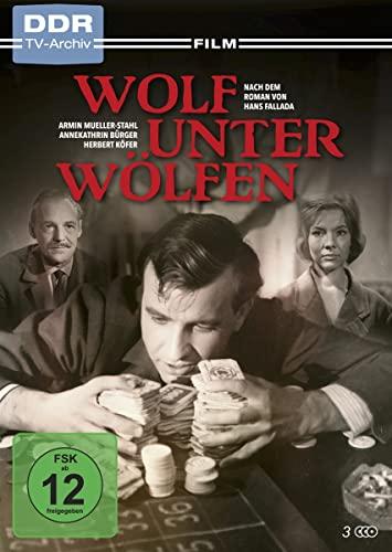 Wolf unter Wölfen (DDR TV-Archiv) (3 DVDs)