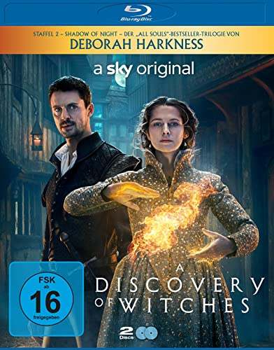 A Discovery of Witches Staffel 2 [Blu-ray]