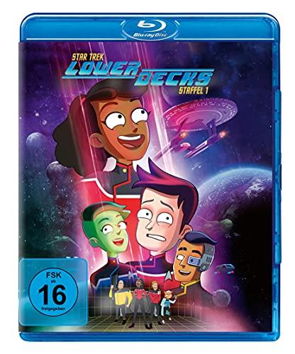 Star Trek: Lower Decks Staffel 1 [Blu-ray]
