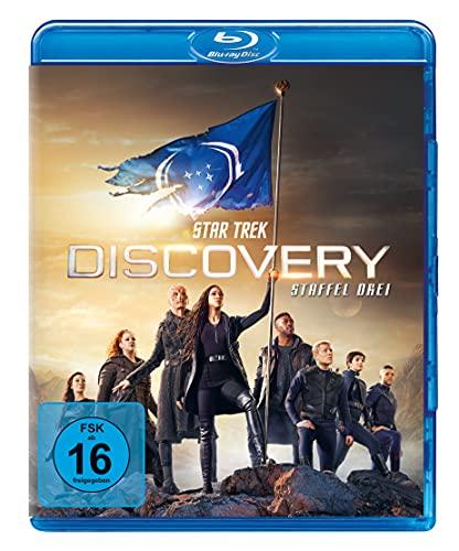 Star Trek: Discovery Staffel 3 [Blu-ray]