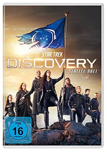 Star Trek: Discovery Staffel 3 (5 DVDs)
