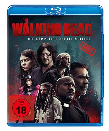 The Walking Dead Staffel 10 [Blu-ray]