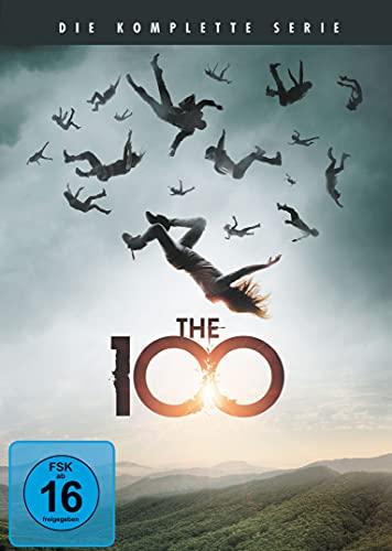 The 100 Die komplette Serie (24 DVDs)
