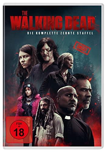 The Walking Dead Staffel 10 (6 DVDs)