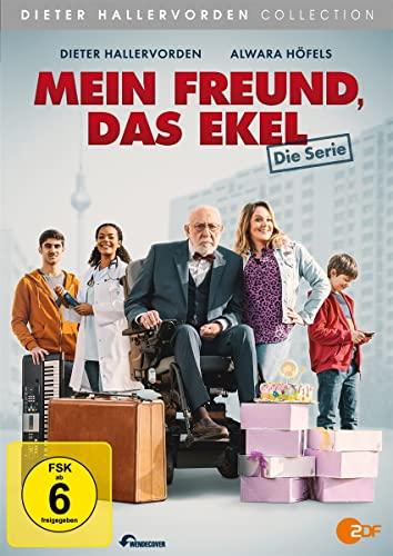Mein Freund, das Ekel Die Serie: Staffel 1 (2 DVDs)