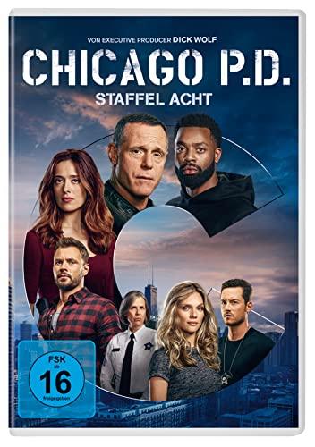 Chicago P.D. - Staffel 8 (4 DVDs)