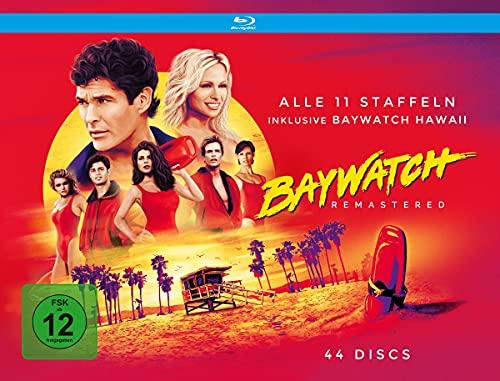 Baywatch (HD) - Komplettbox (inkl. Baywatch Hawaii) [Blu-ray]