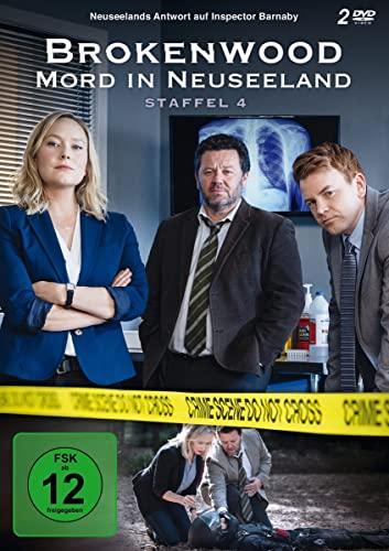 Brokenwood - Mord in Neuseeland: Staffel 4 (2 DVDs)