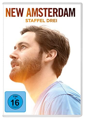 New Amsterdam Staffel 3 (4 DVDs)