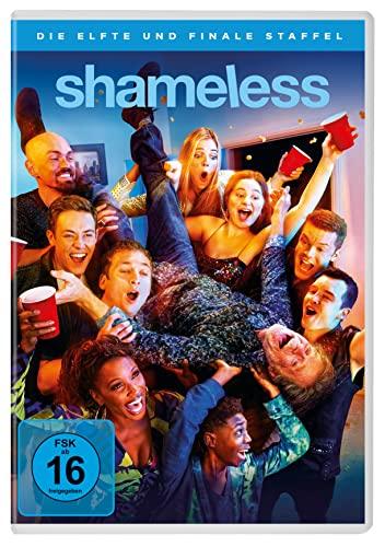 Shameless Staffel 11 (3 DVDs)