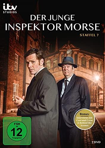 Der junge Inspektor Morse - Staffel 7 (2 DVDs)