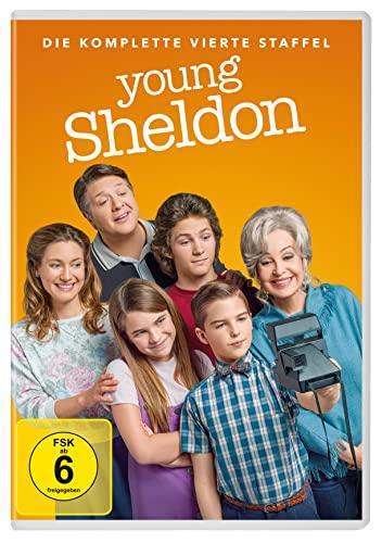 Young Sheldon Staffel 4 (2 DVDs)