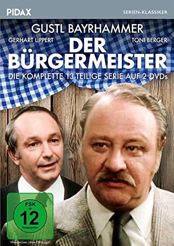 Der Bürgermeister - Die komplette Serie (2 DVDs)