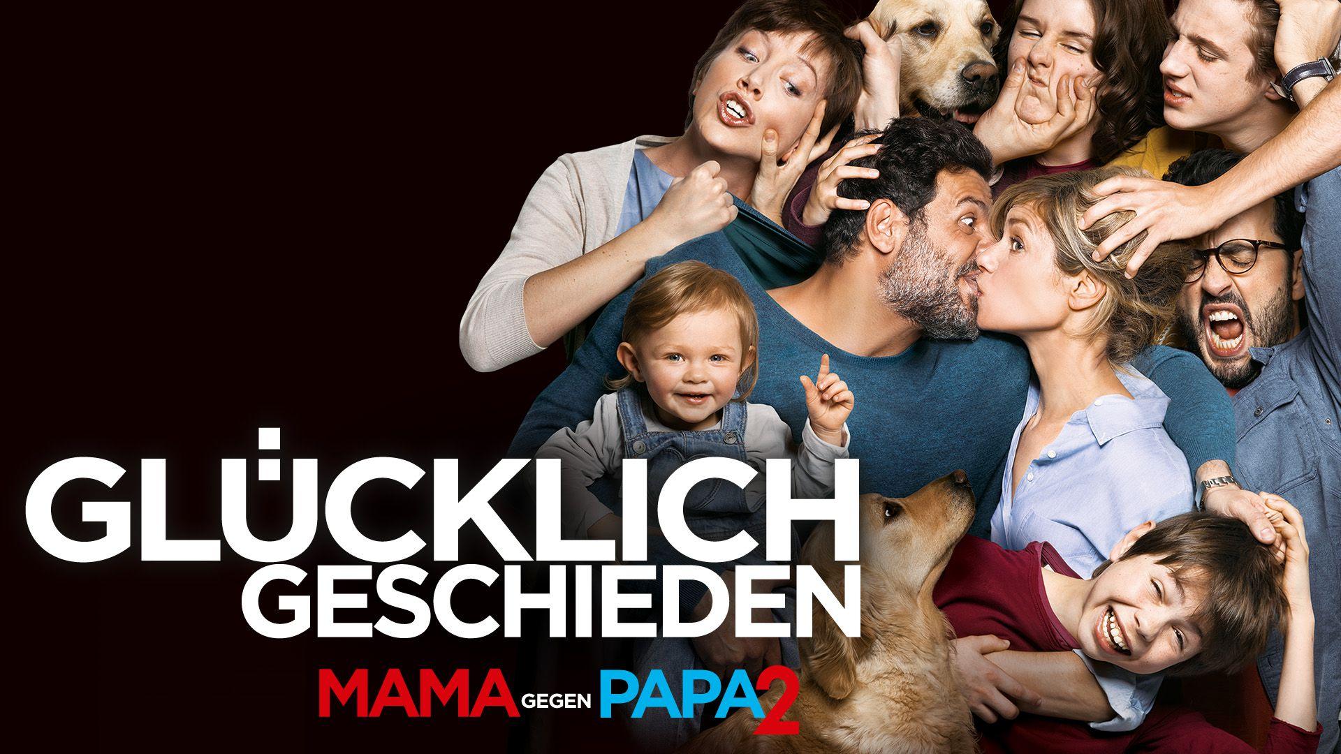 Glucklich geschieden: Mama gegen Papa 2 [dt./OV]