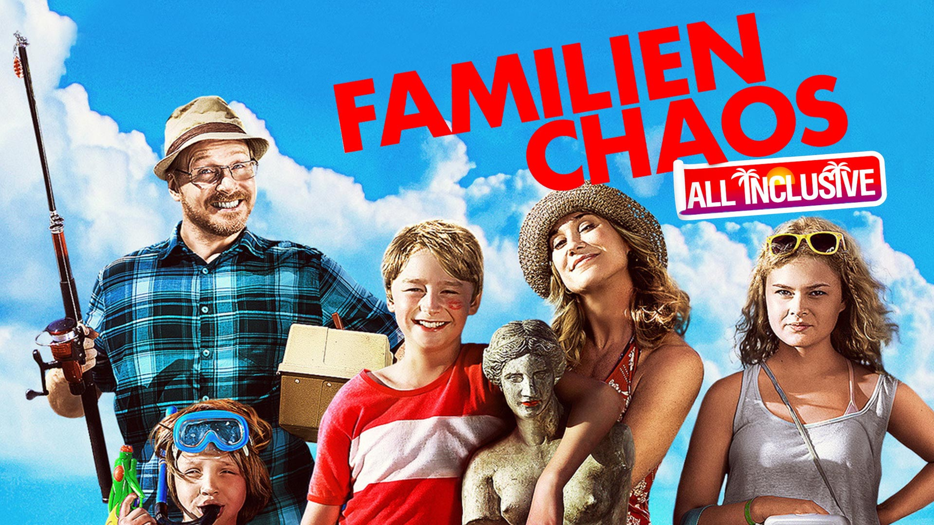 Familienchaos - All Inclusive