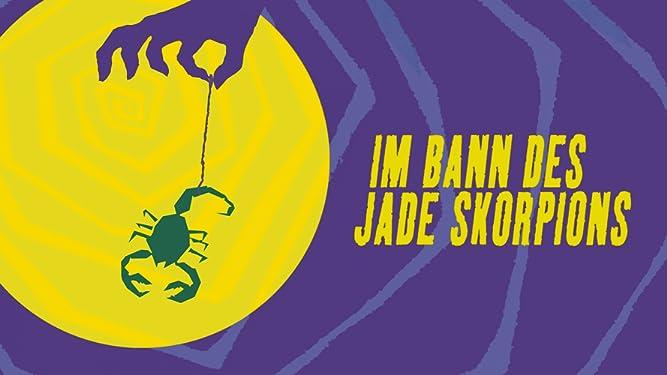 Im Bann des Jade Skorpions [dt./OV]