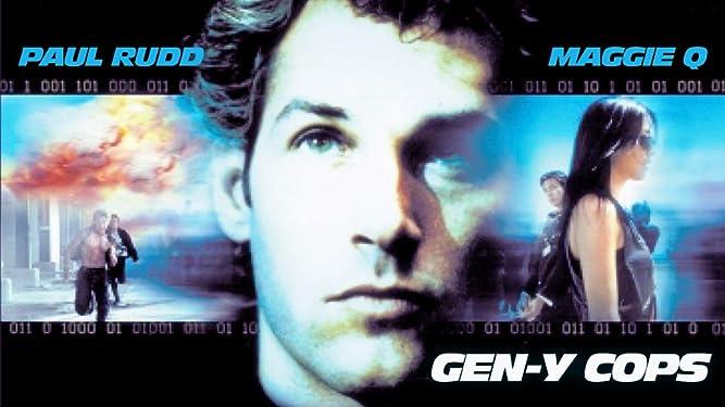 Gen-Y Cops