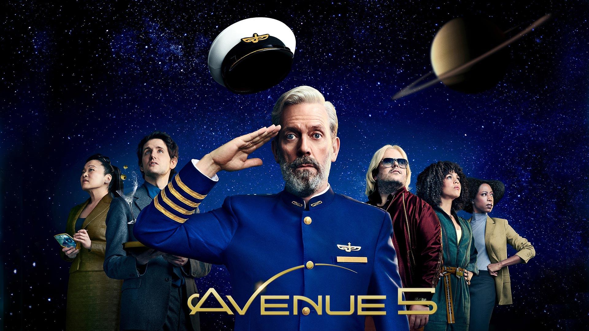 Avenue 5: Staffel 1