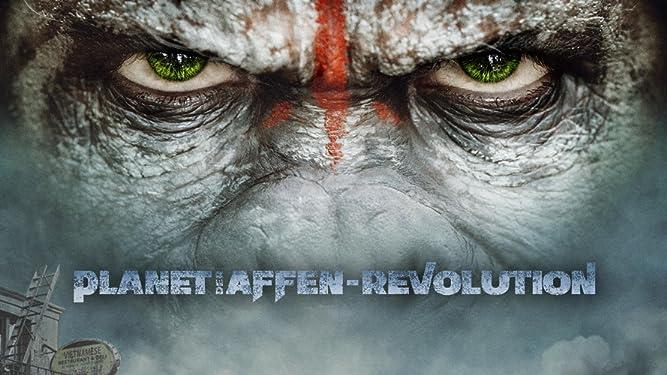 Planet Der Affen - Revolution [dt./OV]