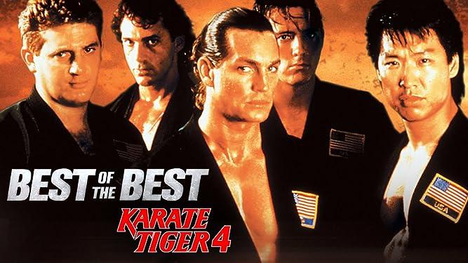 Best of the Best - Karate Tiger IV