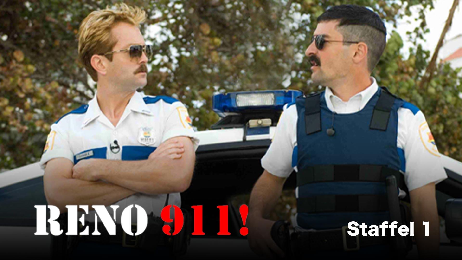 Reno 911 - Staffel 1