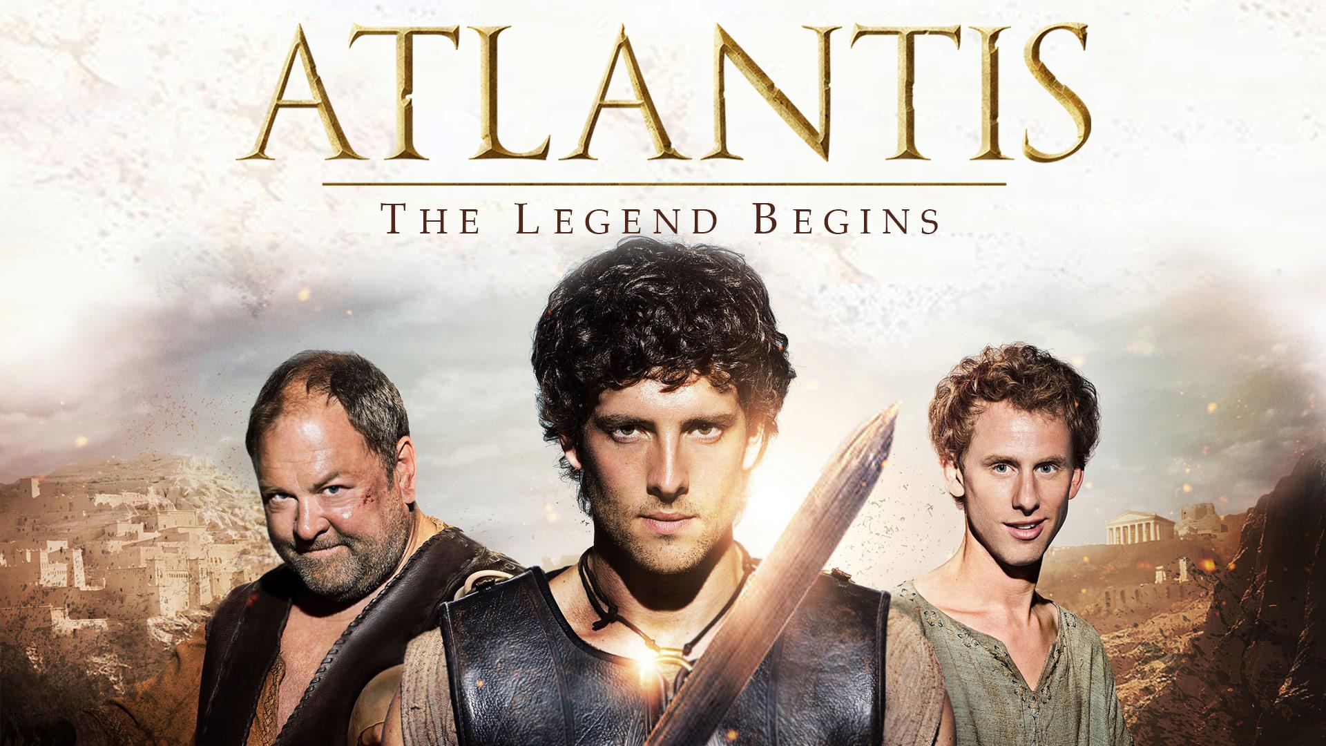 Atlantis - Staffel 1 [dt./OV]