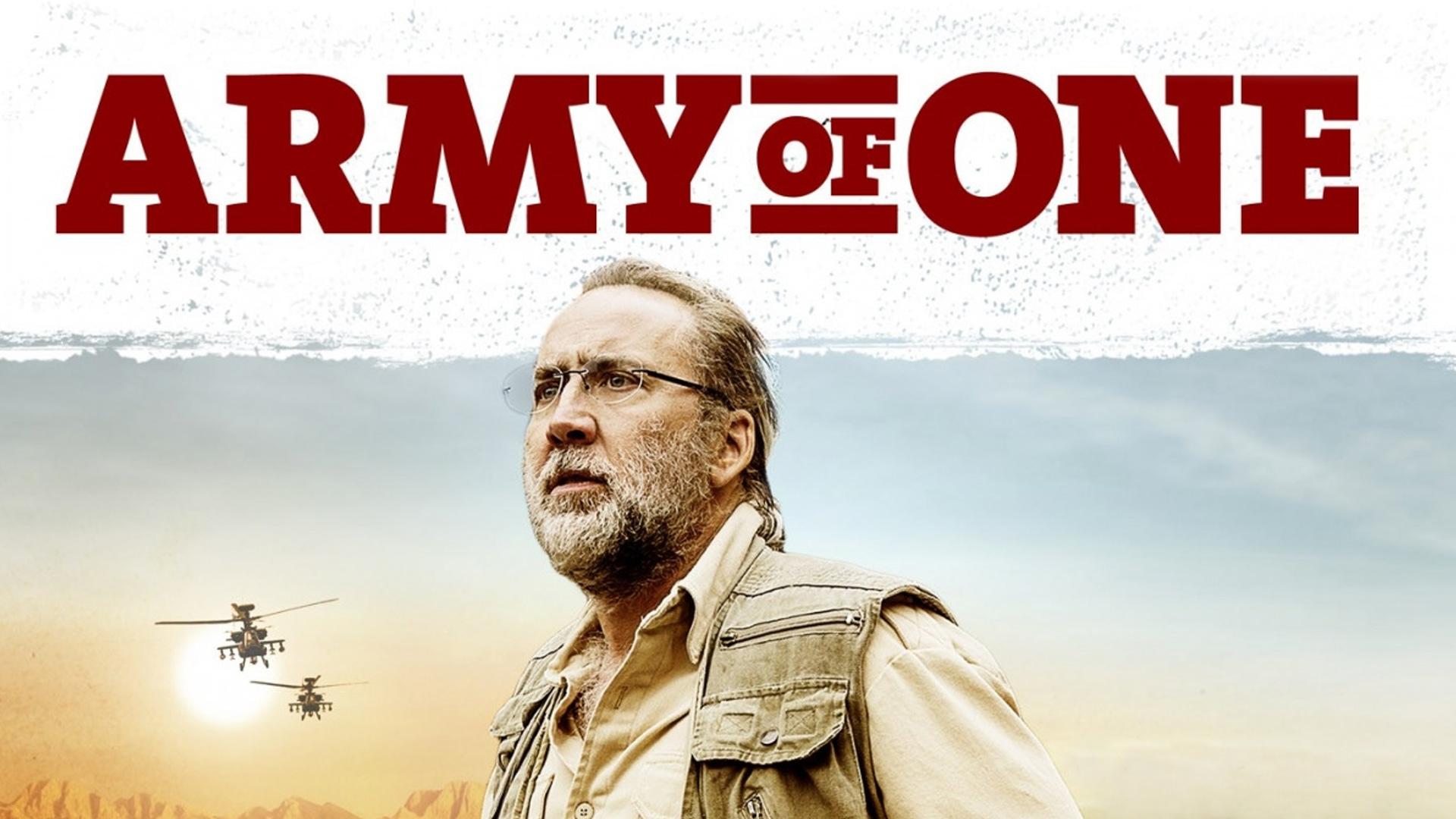 Army of One [dt./OV]