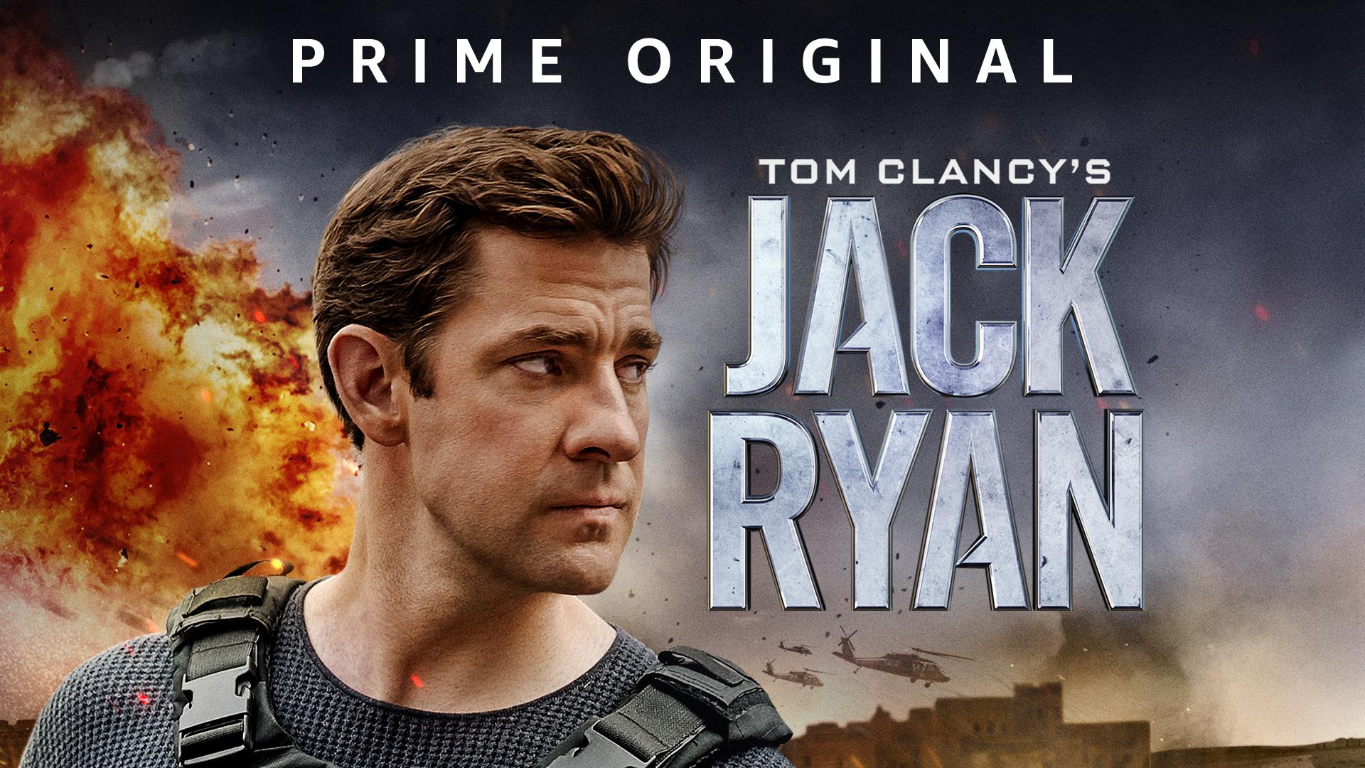 Tom Clancy's Jack Ryan - Staffel 1
