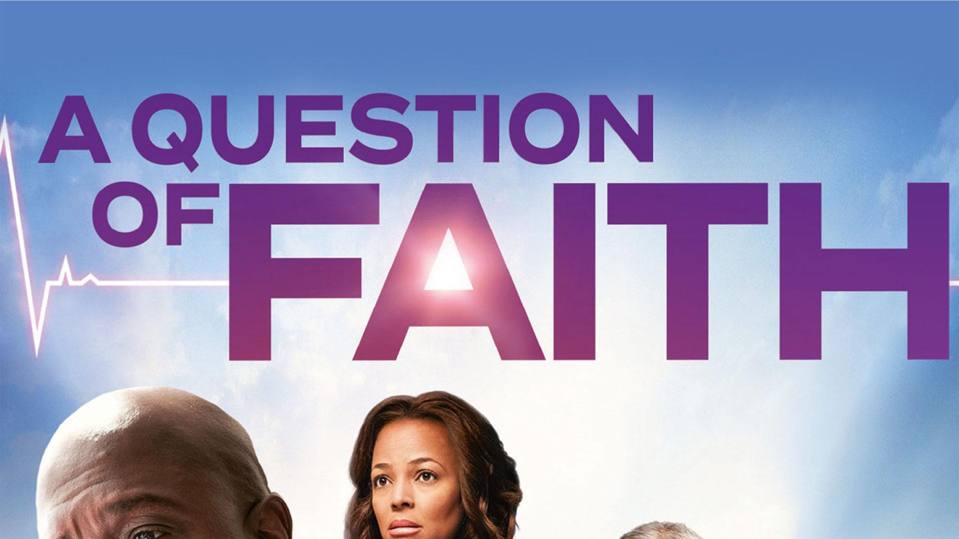A Question of Faith - Eine Frage des Glaubens (Kinofassung) [dt./OV]