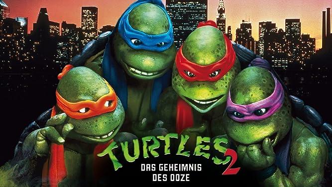 Turtles 2: Das Geheimnis des Ooze [dt./OV]
