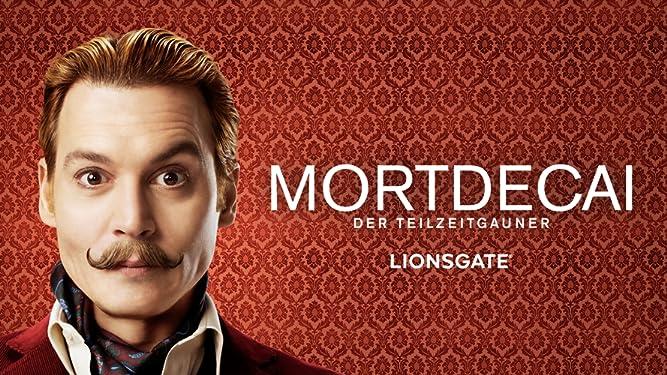 Mortdecai - Der Teilzeitgauner [dt./OV]