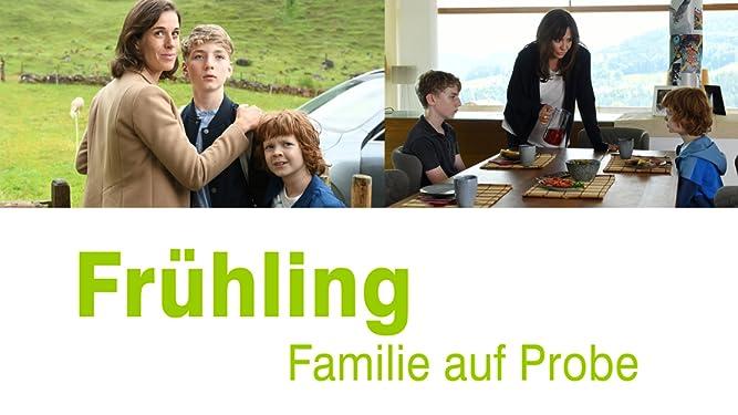 Frühling - Familie auf Probe