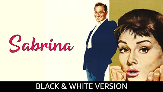 Sabrina (Black & White Version)