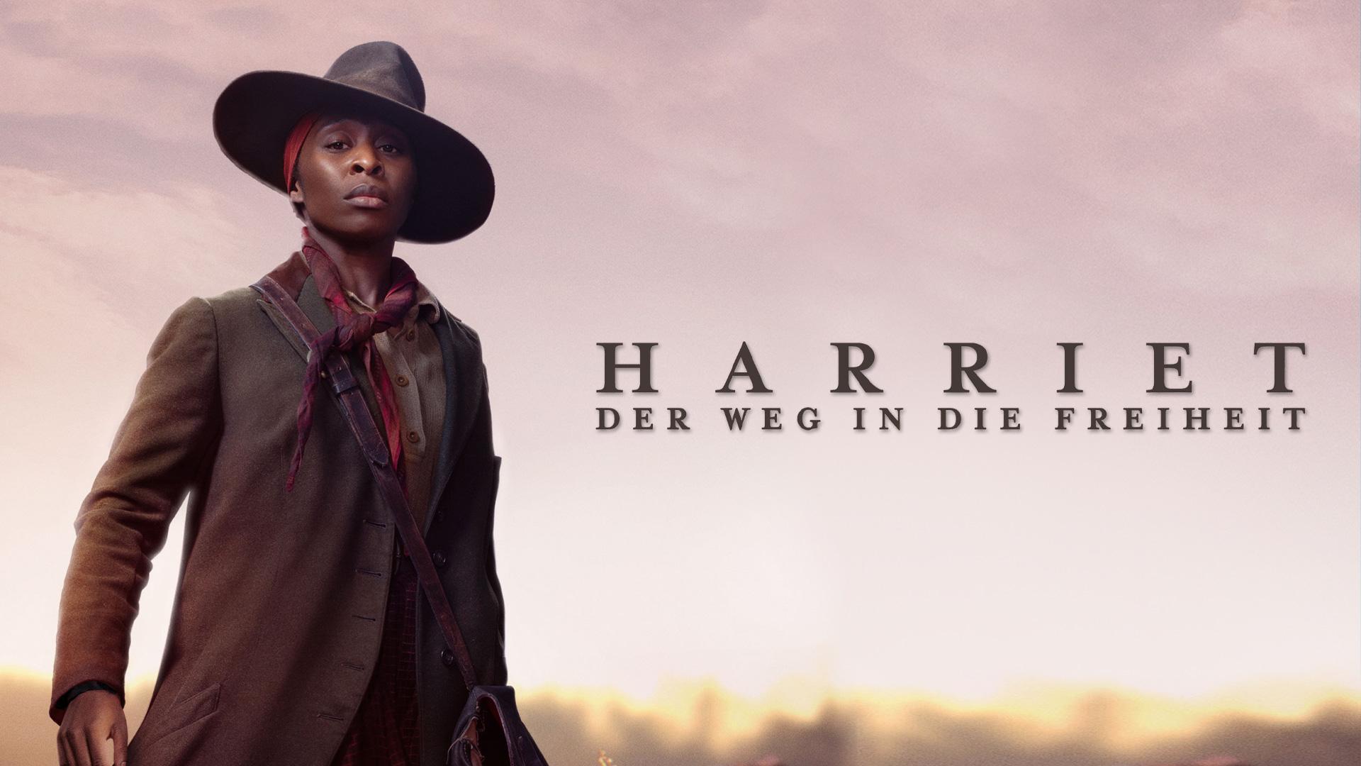 Harriet - Der Weg in die Freiheit [dt./OV]
