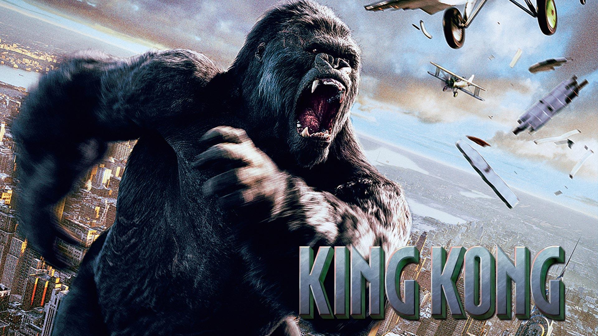 King Kong (4K UHD)